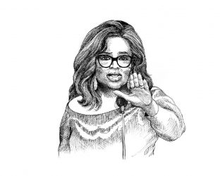 """What I know for sure is speaking your truth is the most powerful tool we all have.""   – Oprah Winfrey"