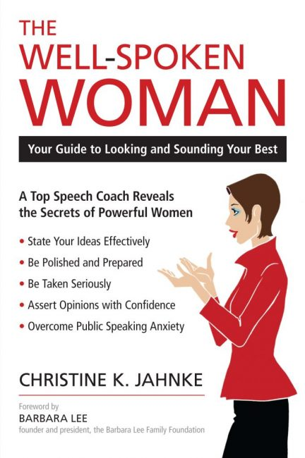 Jahnke Well Spoken book Cover jpg